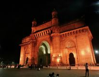 mumbai της Ινδίας πυλών στοκ φωτογραφίες με δικαίωμα ελεύθερης χρήσης