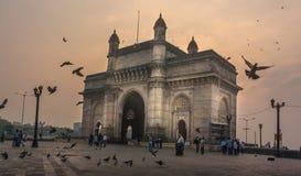 mumbai της Ινδίας πυλών Στοκ φωτογραφία με δικαίωμα ελεύθερης χρήσης