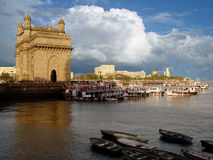mumbai Индии строба bombay стоковое фото