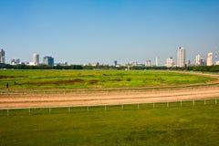 mumbai跑道 库存图片