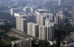 Mumbai Aerial View Stock Photos