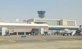 Mumbai Airport Royalty Free Stock Image