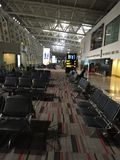 Mumbai Airport royalty free stock photography
