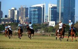 Mumbai Biegowy kurs Zdjęcie Royalty Free