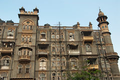Mumbai building Royalty Free Stock Images