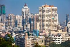 Mumbai Building Skyline Royalty Free Stock Photo