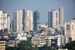 Mumbai Building Skyline Stock Images