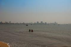 Mumbai capital of India. Royalty Free Stock Photo