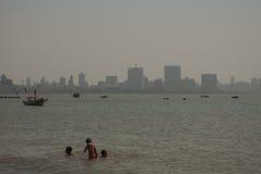 Mumbai capital of India. Royalty Free Stock Image