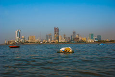 Mumbai capital of India. stock photo
