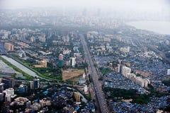 Mumbai city1 Immagine Stock Libera da Diritti