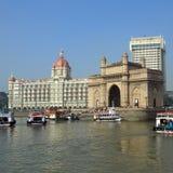 Mumbai city landmarks Stock Image
