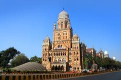 Mumbai city scape in India royalty free stock photos