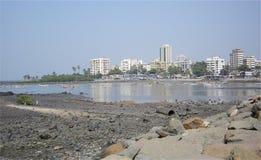 Mumbai coastline Stock Image