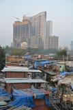 Mumbai contrasts Royalty Free Stock Photography