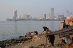 Mumbai contrasts Stock Images