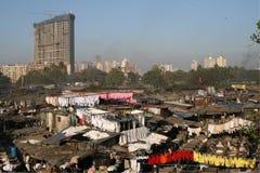 mumbai de ghats de dhobi Photos libres de droits