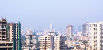 Mumbai development. Concrete jungle mumbai Royalty Free Stock Photos