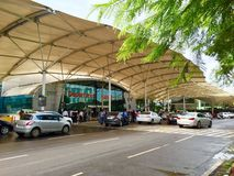 Mumbai Domestic Airport - Terminal 1A Royalty Free Stock Photography