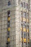 Mumbai en construction de construction Photos libres de droits