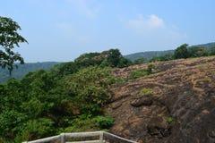 Mumbai-Höhlen Stockfotografie