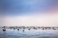 Mumbai Harbor Stock Photo
