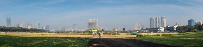 Mumbai hippodrome Royalty Free Stock Image