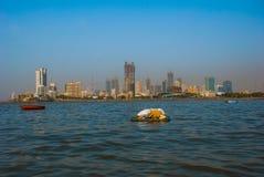 Mumbai huvudstad av Indien arkivfoto