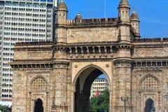 Mumbai, Inde - 14 février 2018 : Le passage de l'Inde photographie stock