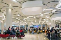 Mumbai, India - December25, 2014: Tourist Shopping at Duty free Stock Photography