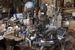 MUMBAI, INDIA - może 2014: Chor bazar - Antykwarski indianin Podkrada M zdjęcie royalty free