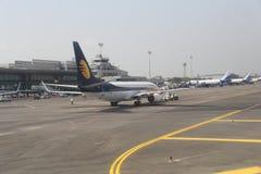 Mumbai International airport Royalty Free Stock Images