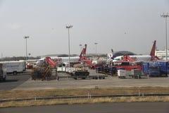 Mumbai International airport Stock Photos