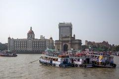Mumbai, la India Imágenes de archivo libres de regalías