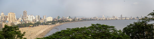 Mumbai, la India foto de archivo libre de regalías