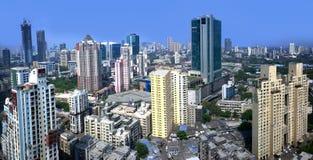 Mumbai linia horyzontu Zdjęcie Royalty Free