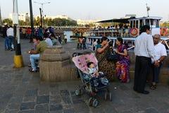 Mumbai livsstil Royaltyfri Foto
