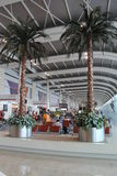 Mumbai lotnisko Obrazy Stock