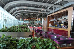 Mumbai lotnisko Obraz Royalty Free