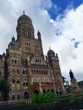 Mumbai Municipal Building, Mumbai, India Royalty Free Stock Photography