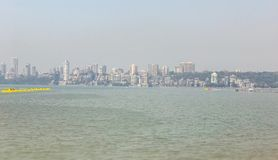 Mumbai Nariman Point - Inde Photographie stock libre de droits