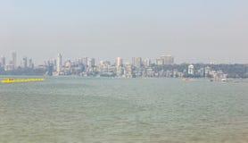 Mumbai Nariman Point -India. Beautiful view from Nariman Point -Mumbai Royalty Free Stock Photography