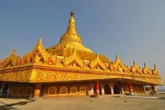 Mumbai pagoda Obrazy Royalty Free