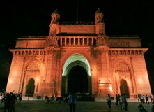 Mumbai, porta de India fotografia de stock royalty free