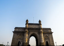 Mumbai, porta de India Imagem de Stock Royalty Free