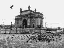 Mumbai, porte de l'Inde Photographie stock libre de droits