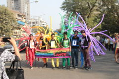 Mumbai Pride march Stock Images