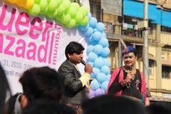 Mumbai Pride parade Stock Images