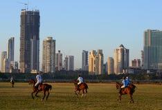 Mumbai Race Course Stock Image