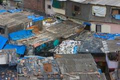 Mumbai Rooftops Stock Photo